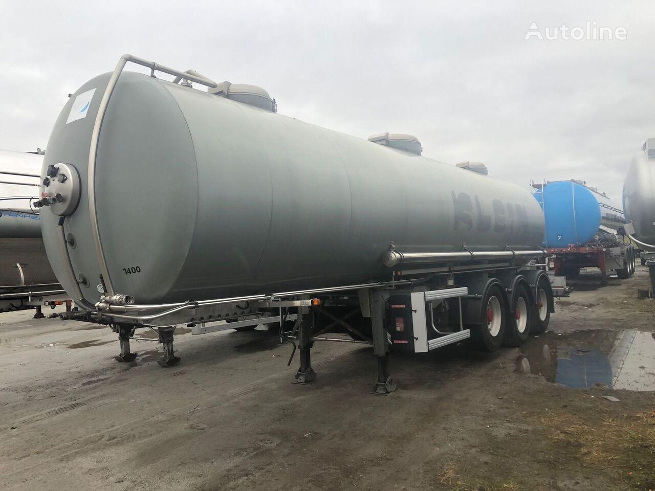cisterna za živila MAGYAR 24000L