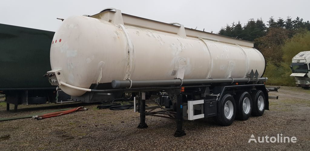 cisterna BURG TANK Vocol 22500 Liter ACID Coated