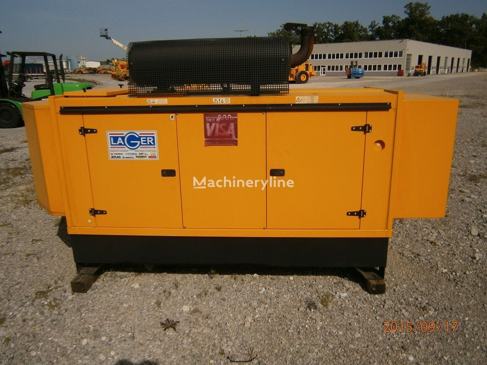agregat generator nafta VISA JD180C