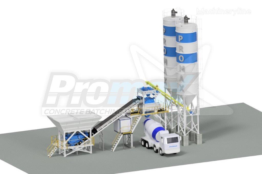 nova betonarna PROMAX Compact Concrete Batching Plant PROMAX C100-TWN PLUS (100m³/h)