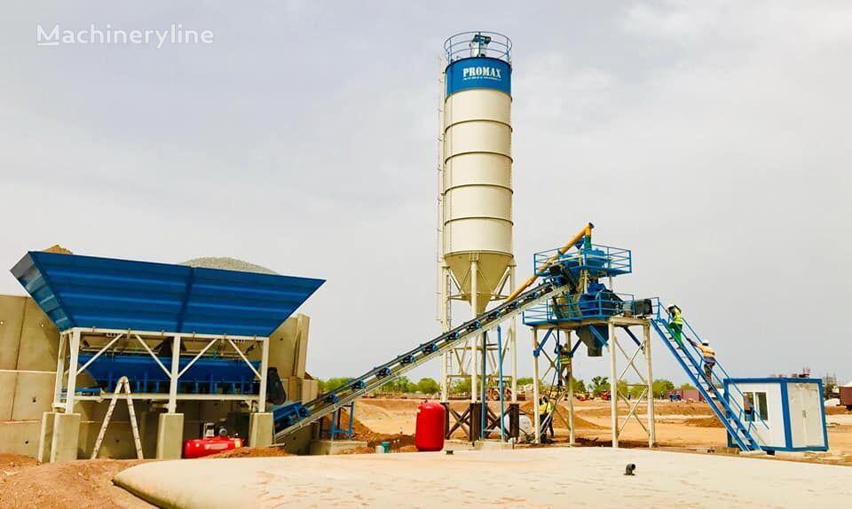 nova betonarna PROMAX Compact Concrete Batching Plant PROMAX C60 SNG PLUS (60m³/h)