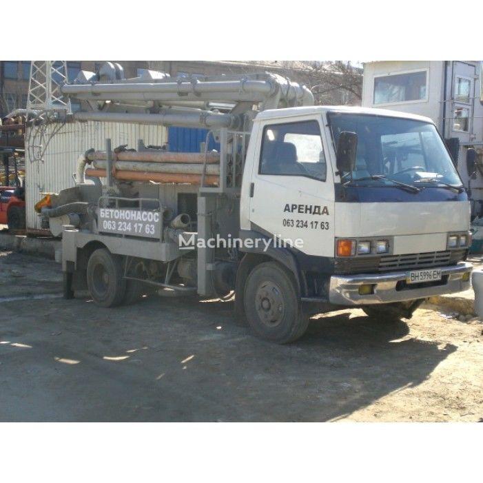 betonska črpalka HINO Ranger