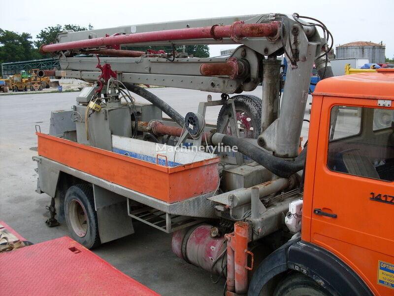 betonska črpalka MERCEDES-BENZ 1113