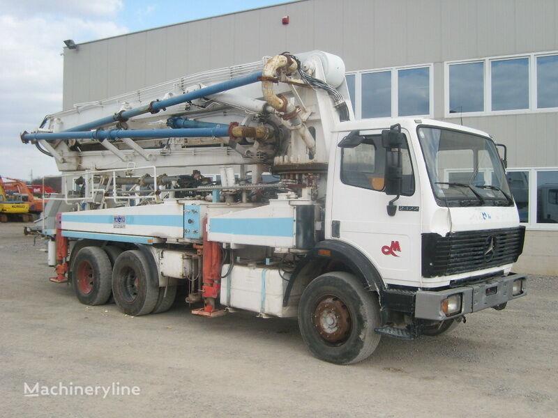 betonska črpalka MERCEDES-BENZ 2422
