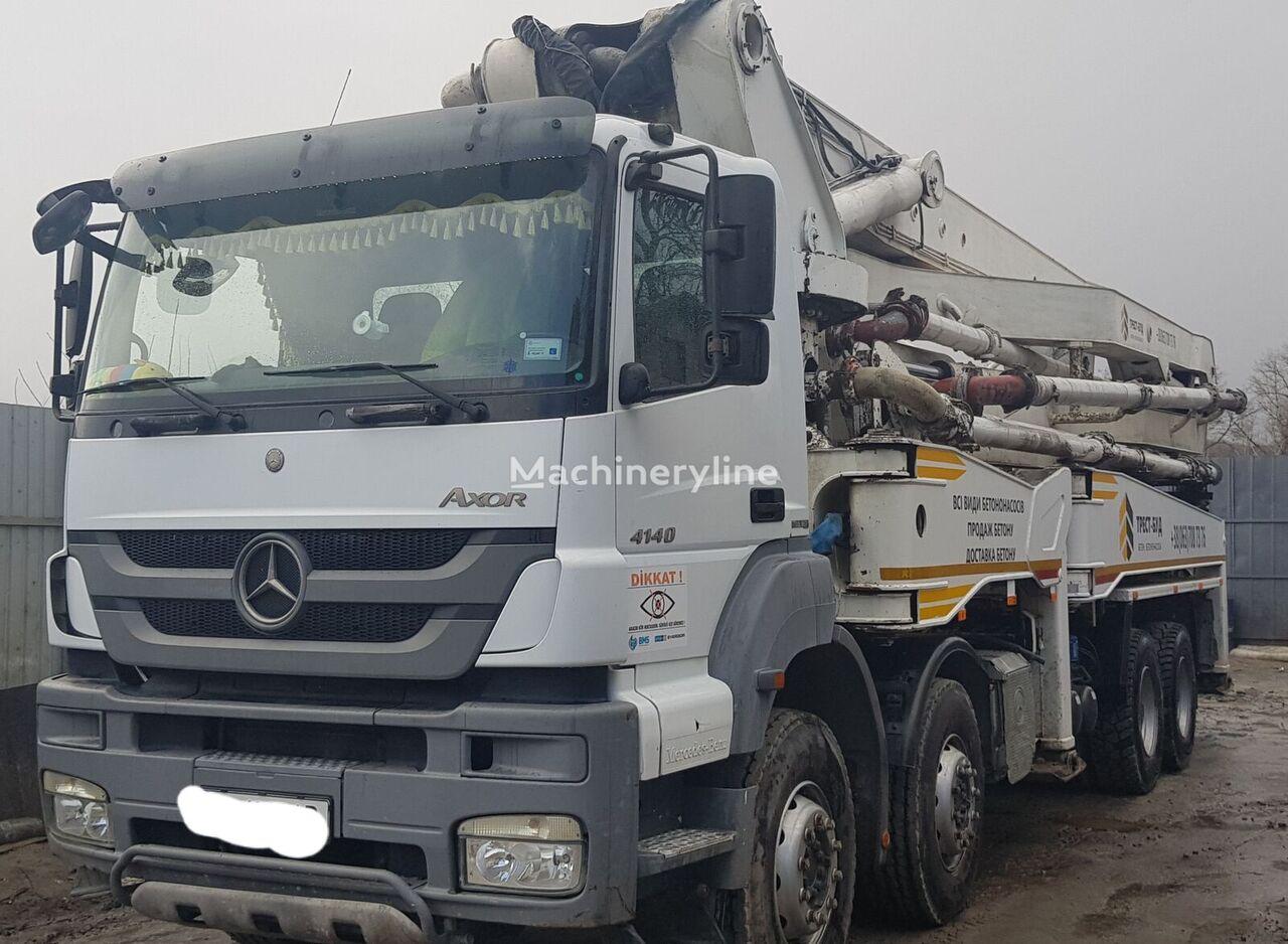 betonska črpalka PUTZMEISTER 48-5 M