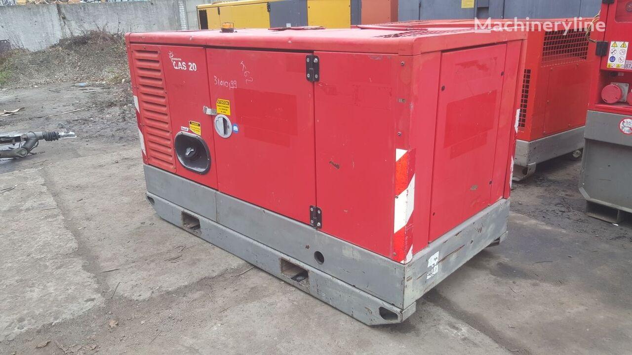 generator Atlas Copco QAS20