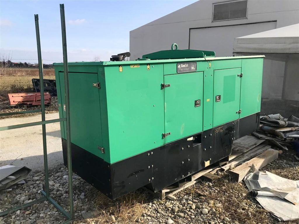 generator GenSet MG 115 SS-P