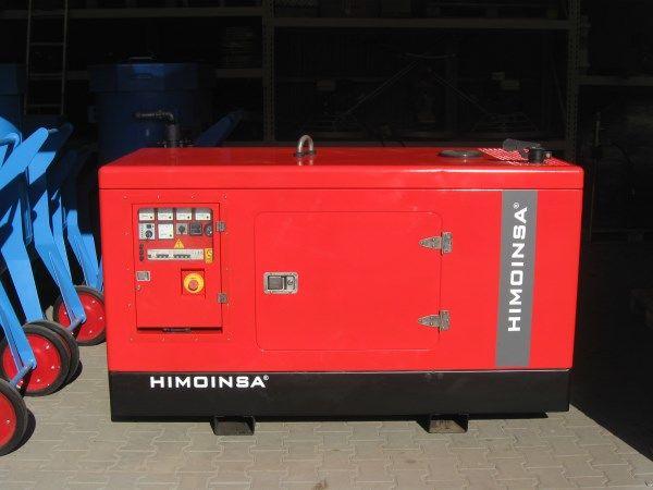 generator Himoinsa HYW35 T5