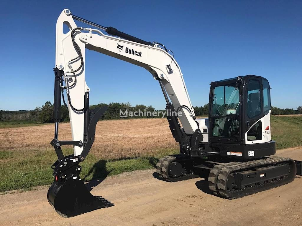 nov mini bager BOBCAT E 85
