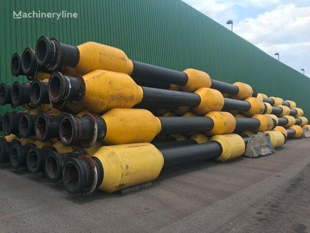 plavajoči bager Dredging pipes HDPE 100