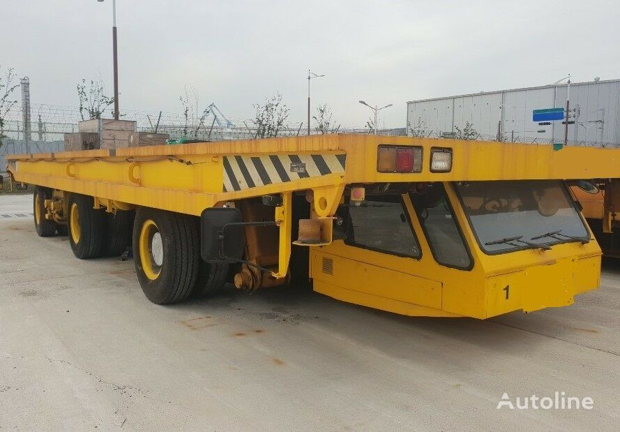 samovozni modularni transporter KAMAG KAMAG Modular Trailer