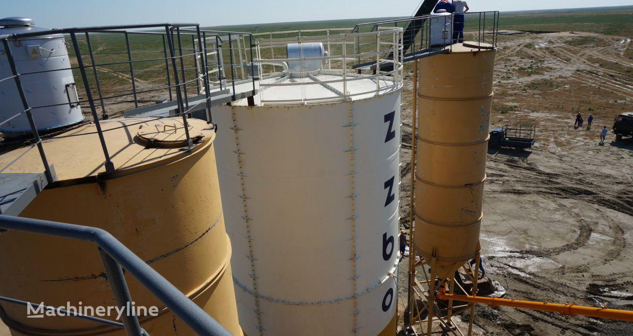 silos ZZBO cementa sp-215 sklad bochka hranenie emkost