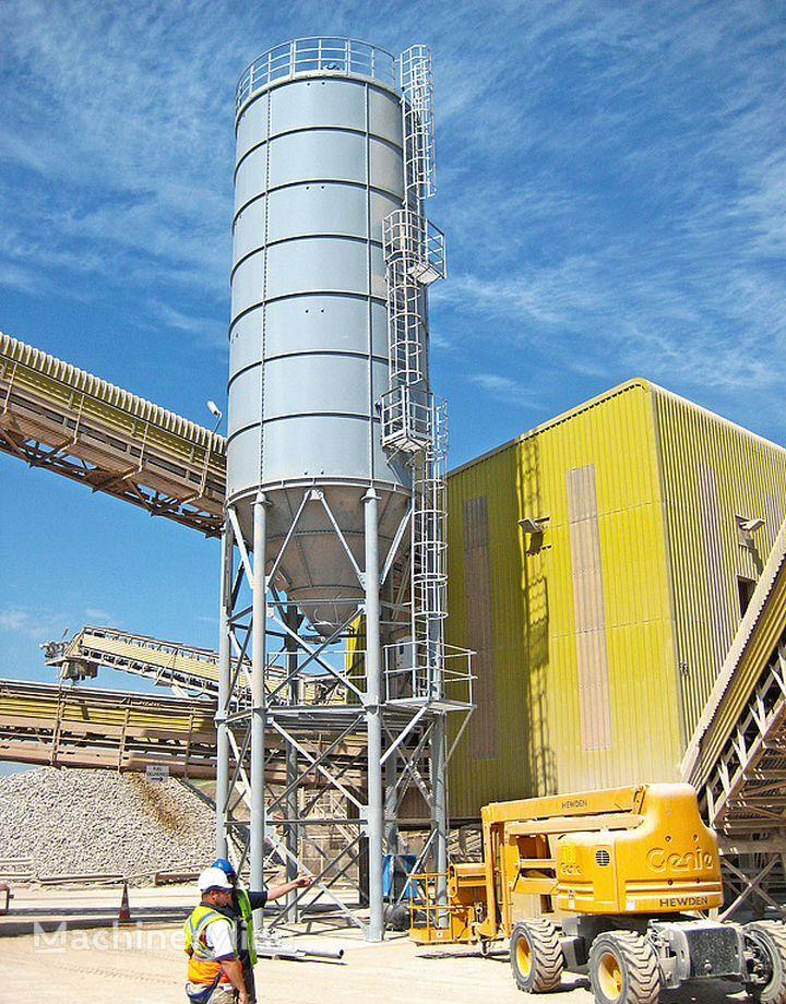 silos ZZBO cementa spu-650 emkost bochka sklad hranenie