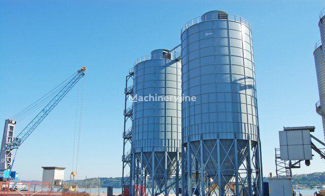 silos ZZBO cementa spu-920 sklad hranenie emkost bochka