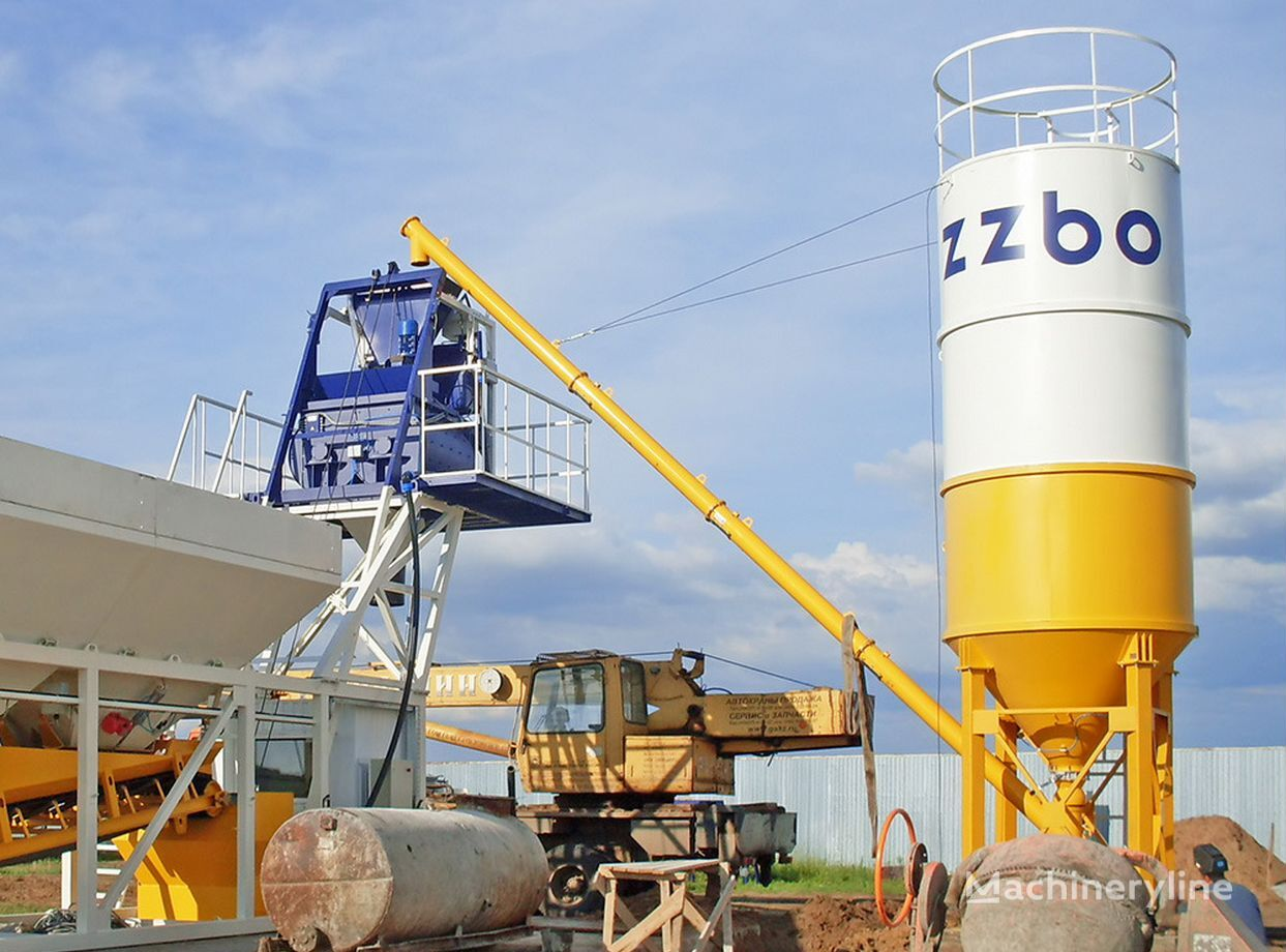 silos ZZBO Silos cementa sc-32 sklad hranenie bunker