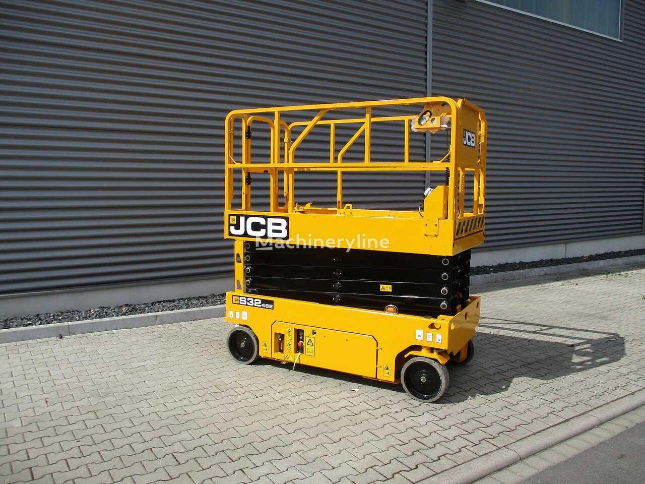 nova škarjasta dvižna ploščad JCB S3246E Scherenbühne // 12m Arbeitshöhe