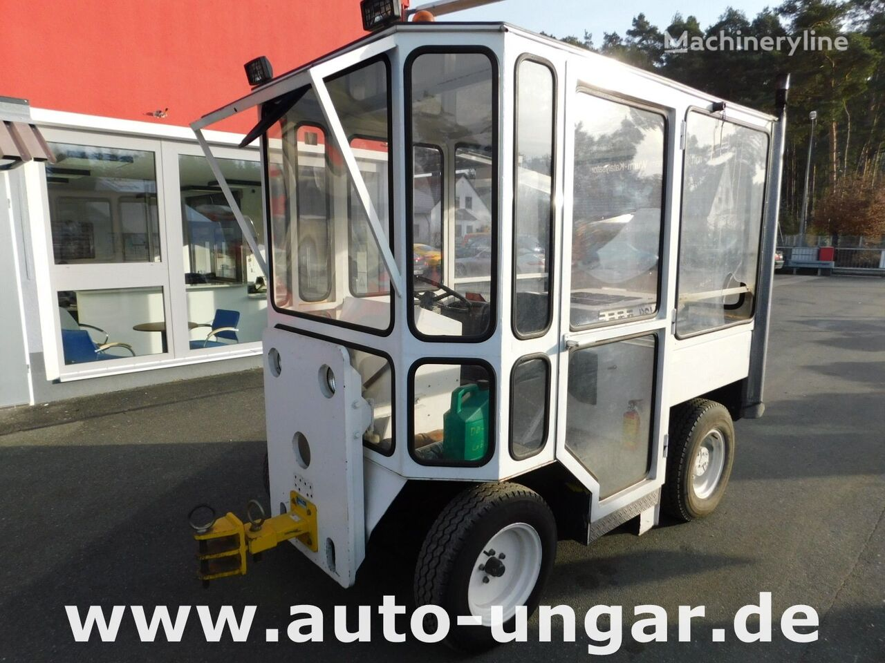 specialni traktor PSI X3WT 3000lb TronAir