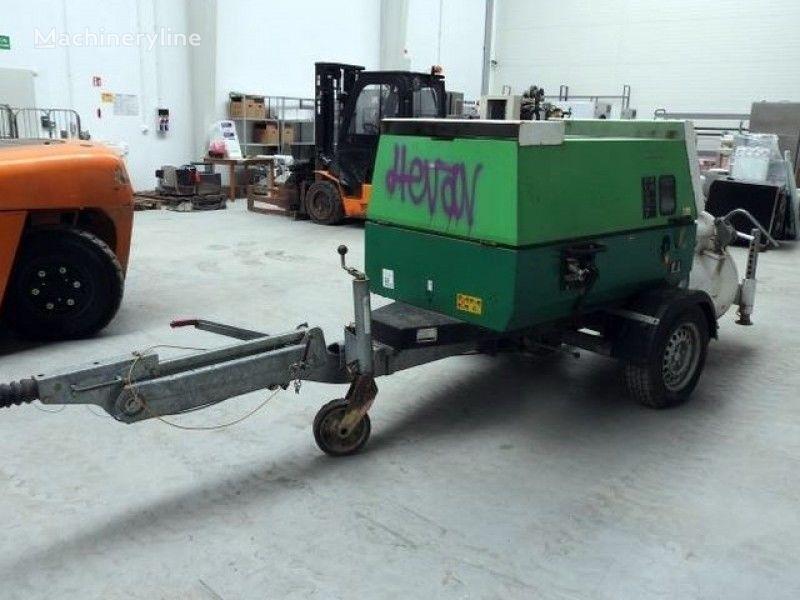 stroj za tlakovanje Estromix 260 D5 - aggregate for floors