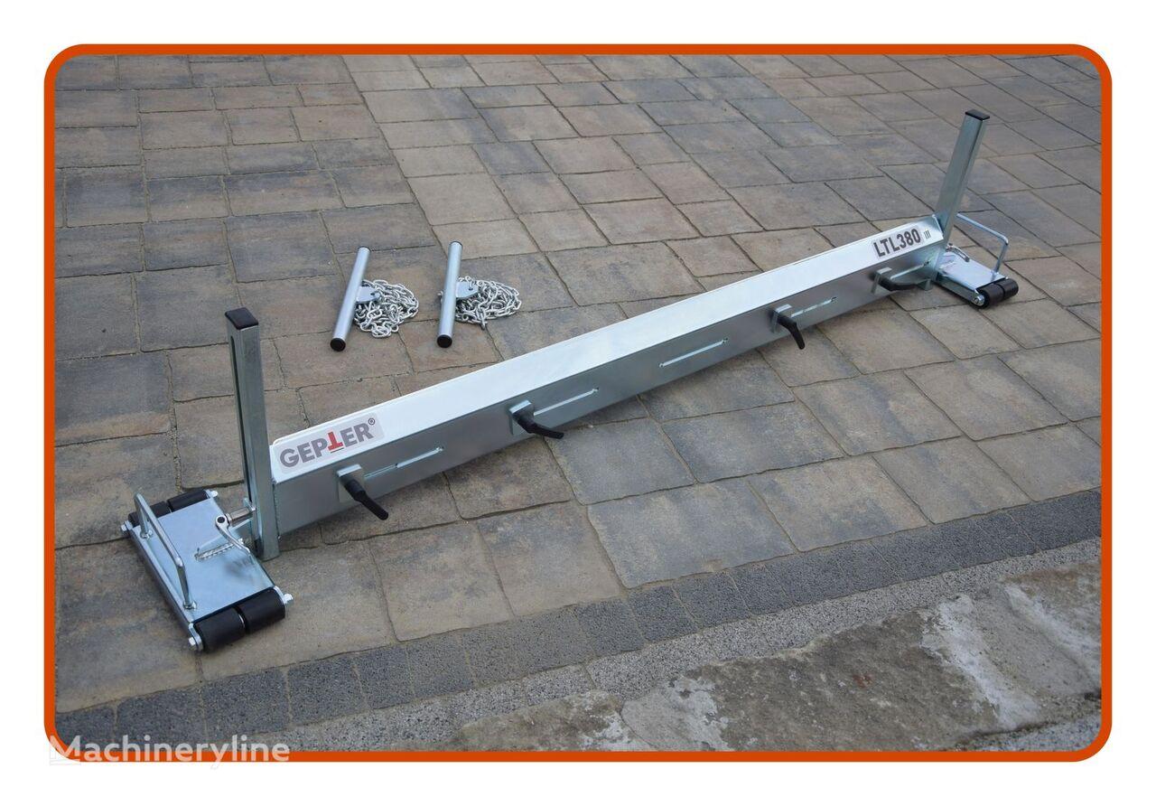 nov stroj za tlakovanje GEPTER LTL380