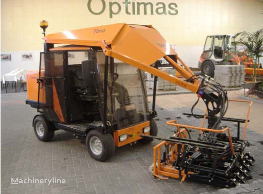 stroj za tlakovanje OPTIMAS H88