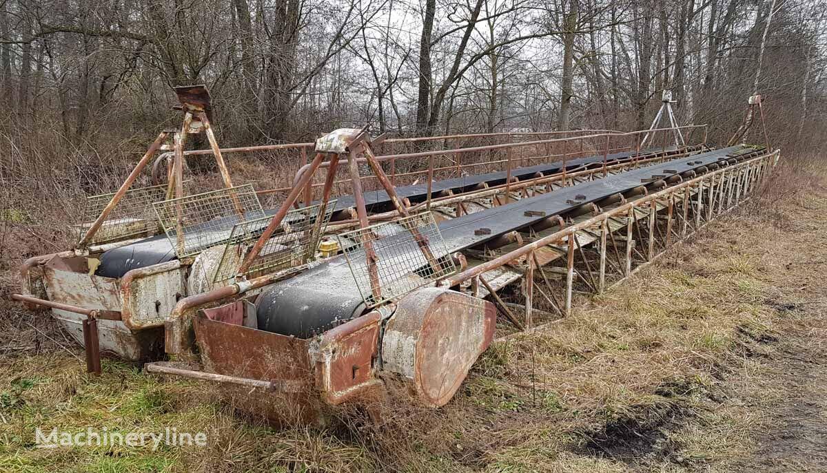 transportni trak Ridinger floating conveyor