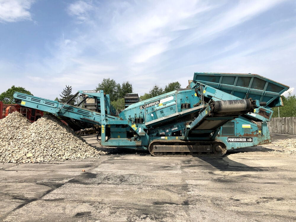 vibracijsko sito POWERSCREEN Warrior 1400