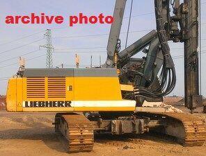 vrtalni stroj LIEBHERR LB28