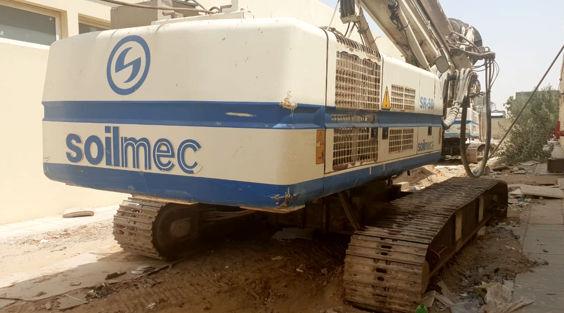 vrtalni stroj SOILMEC SR 50, for SALE