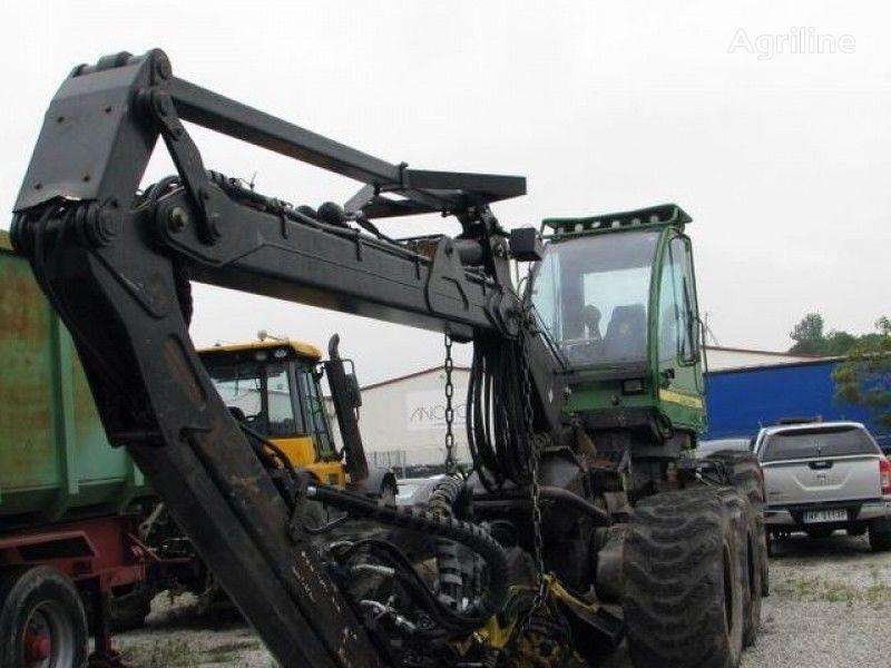 harvester JOHN DEERE FORESTRY HARVESTER 1270D FORESTRY MACHINE