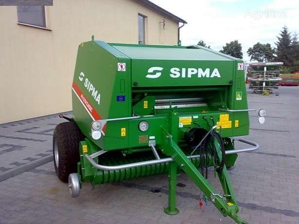 nova balirka za okrogle bale SIPMA 1210