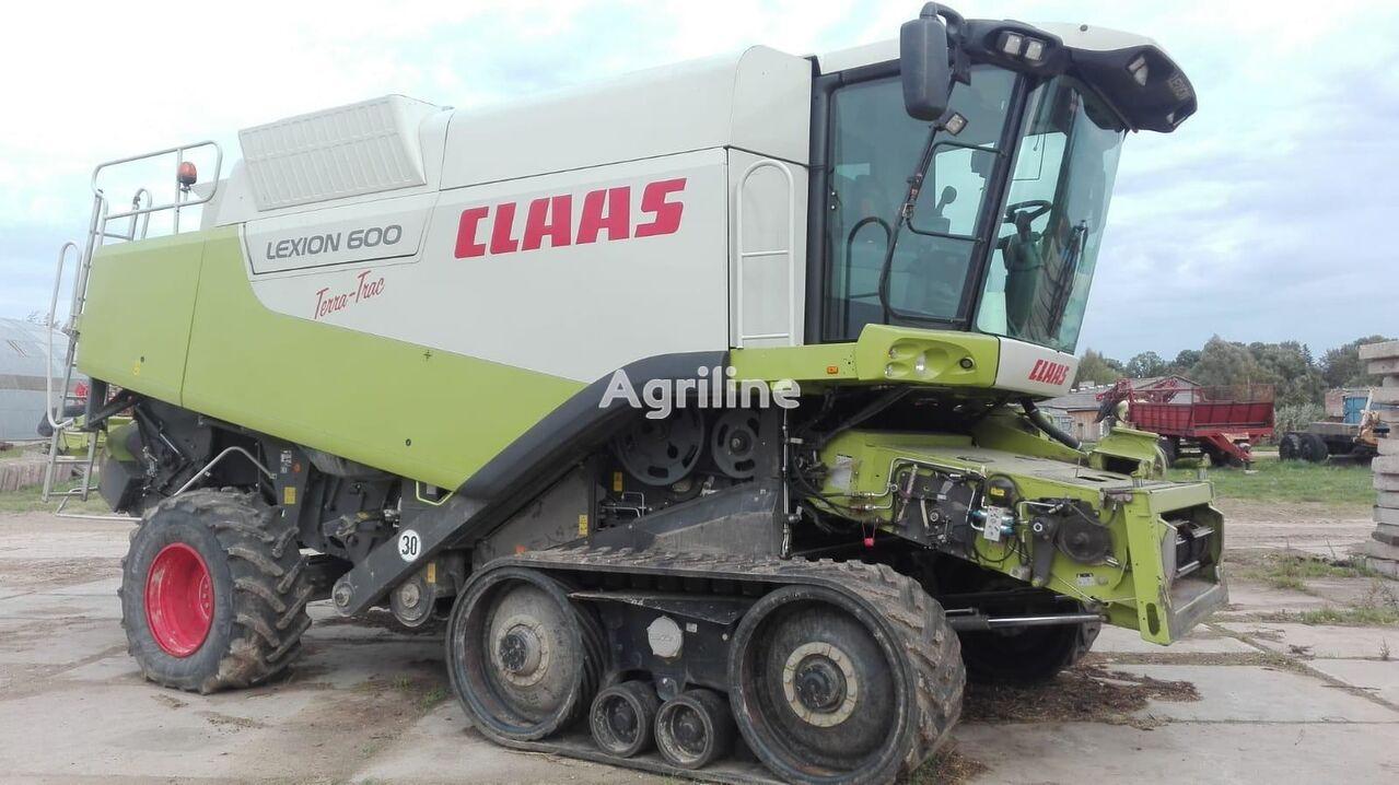 kombajn CLAAS Lexion 600 TT