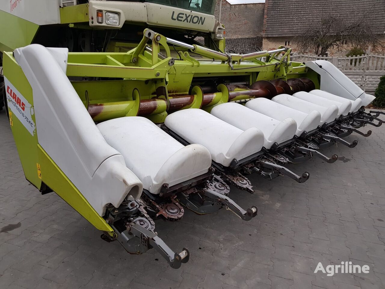 koruzni adapter CLAAS Conspeed 8/75