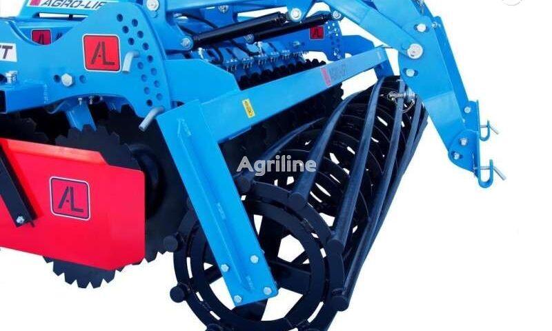 nova krožna brana AGRO-LIFT Lekštinis skutikas sėjamajai, soil preparation / culti