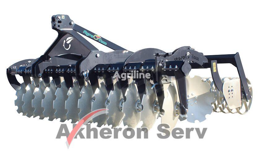krožna brana Grapă cu discuri Agro-Tom model ATL 3