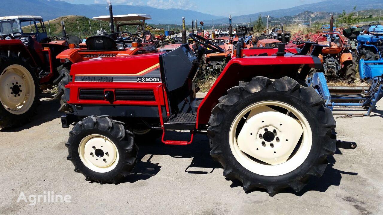mini traktor YANMAR FX 235