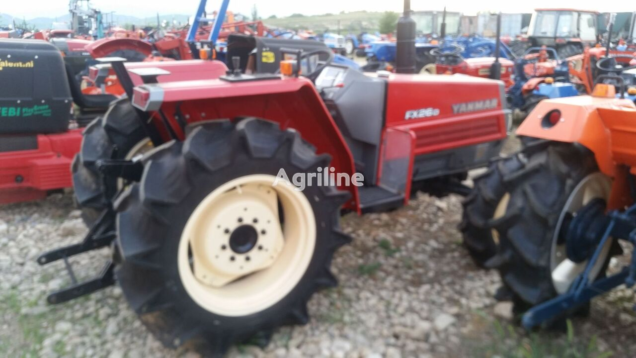 mini traktor YANMAR FX26D