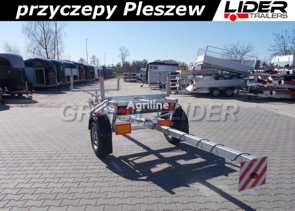 nova prikolica za prevoz hederja lider-trailers LT-046
