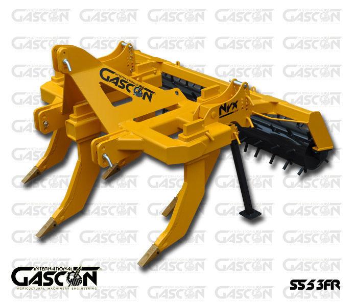 nov rahljalnik GASCON  Glubokoryhlitel Gascon SS3F-5S500R (150-210 l.s.)