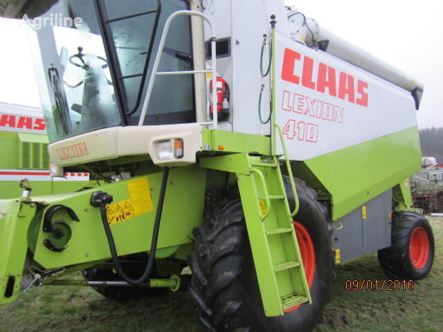 silokombajn CLAAS Lexion 410