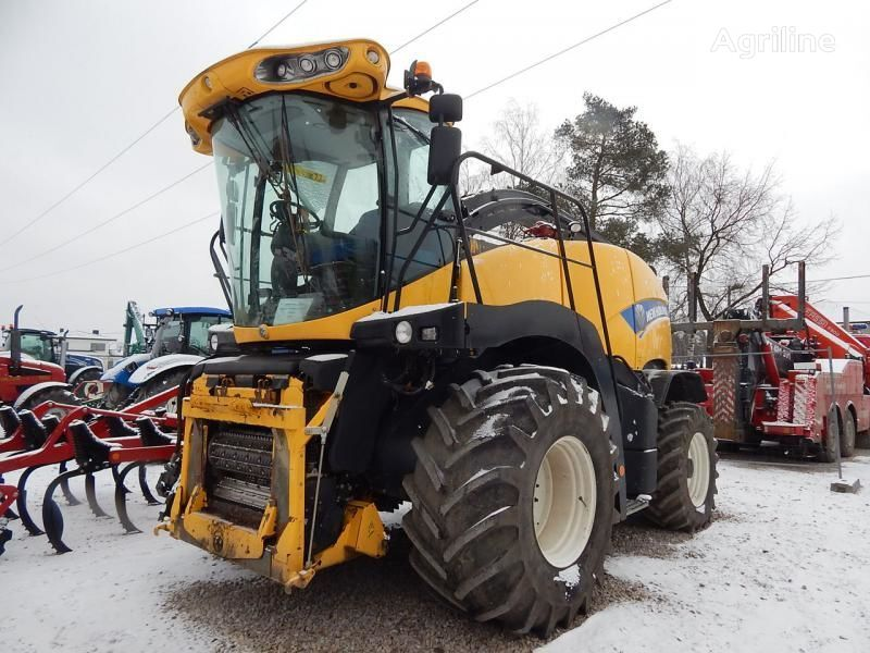 silokombajn NEW HOLLAND SELF-PROPELLED FORAGE HARVESTER FR500 625