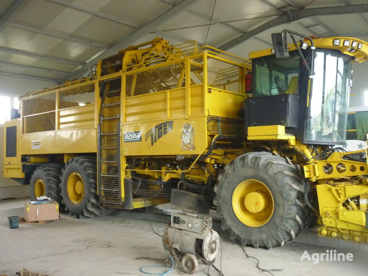stroj za spravilo pese ROPA euro tiger