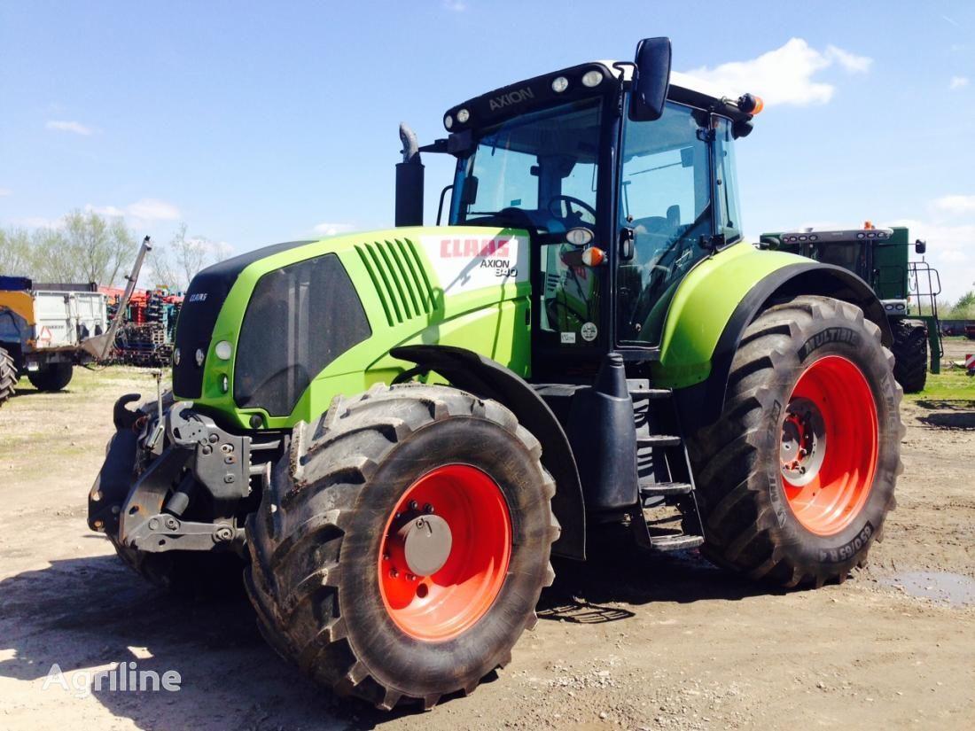traktor na kolesih CLAAS AXION 840 CIS