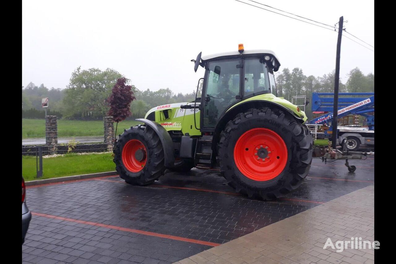 traktor na kolesih CLAAS Arion 540