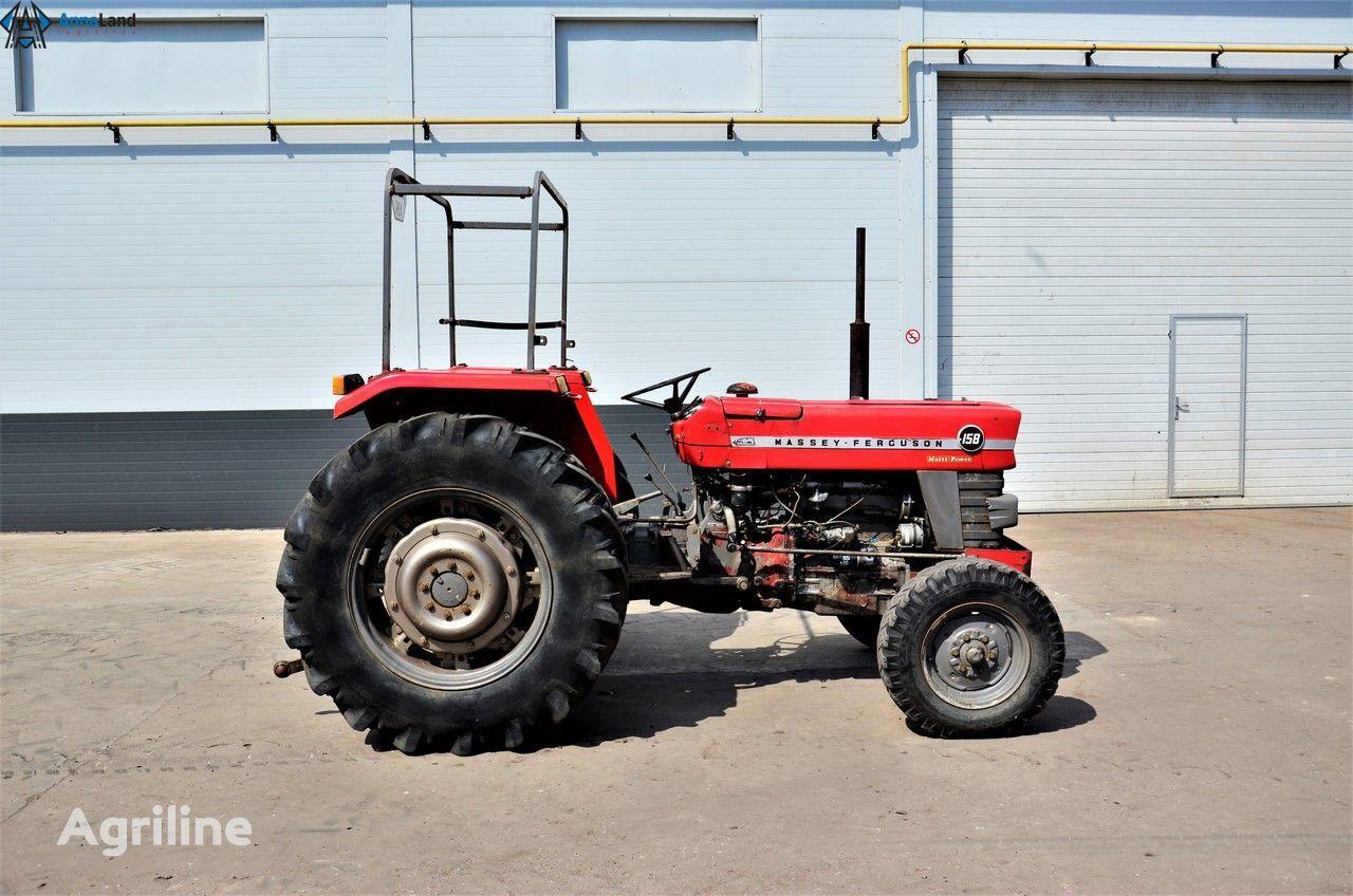 traktor na kolesih MASSEY FERGUSON 158