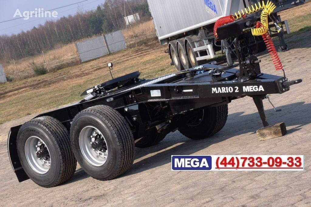 nov traktor na kolesih Mario2, MEGA