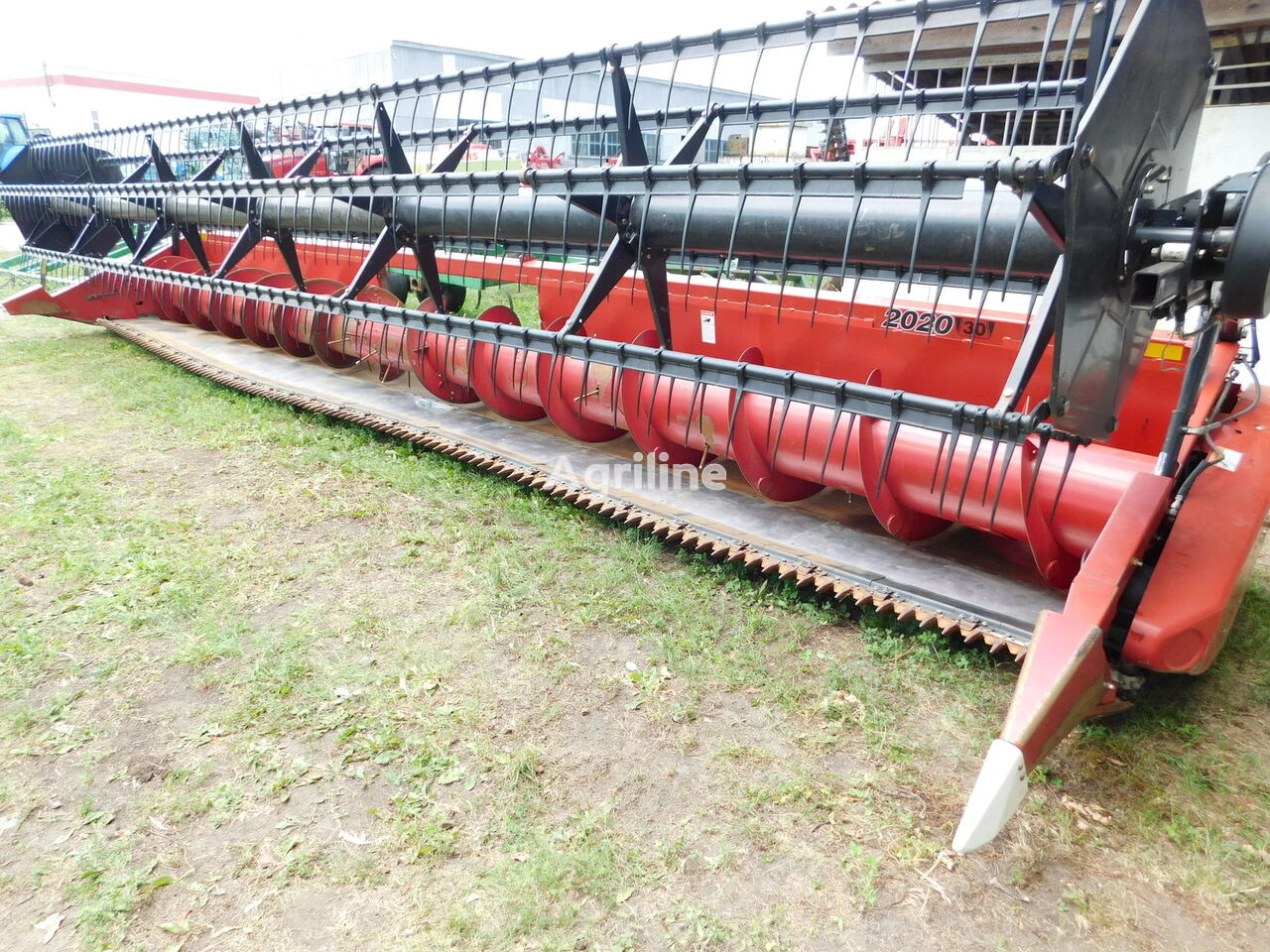 žetveni stroj CASE IH 2020 Flex 9,1metra