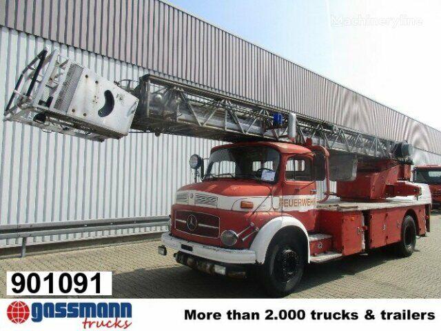 gasilsko avtolestev MERCEDES-BENZ L 1519 4x2 DL 30 L 1519 4x2 Feuerwehr Drehleiter DL30
