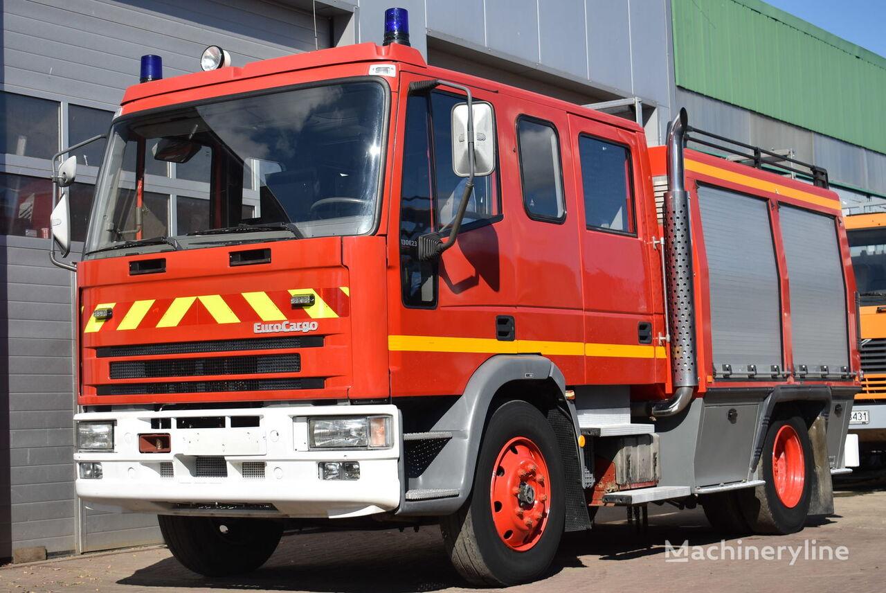 gasilsko vozilo IVECO EUROCARGO 130E23 SIDES 3/20 FIRE TRUCK 3000L Bomberos