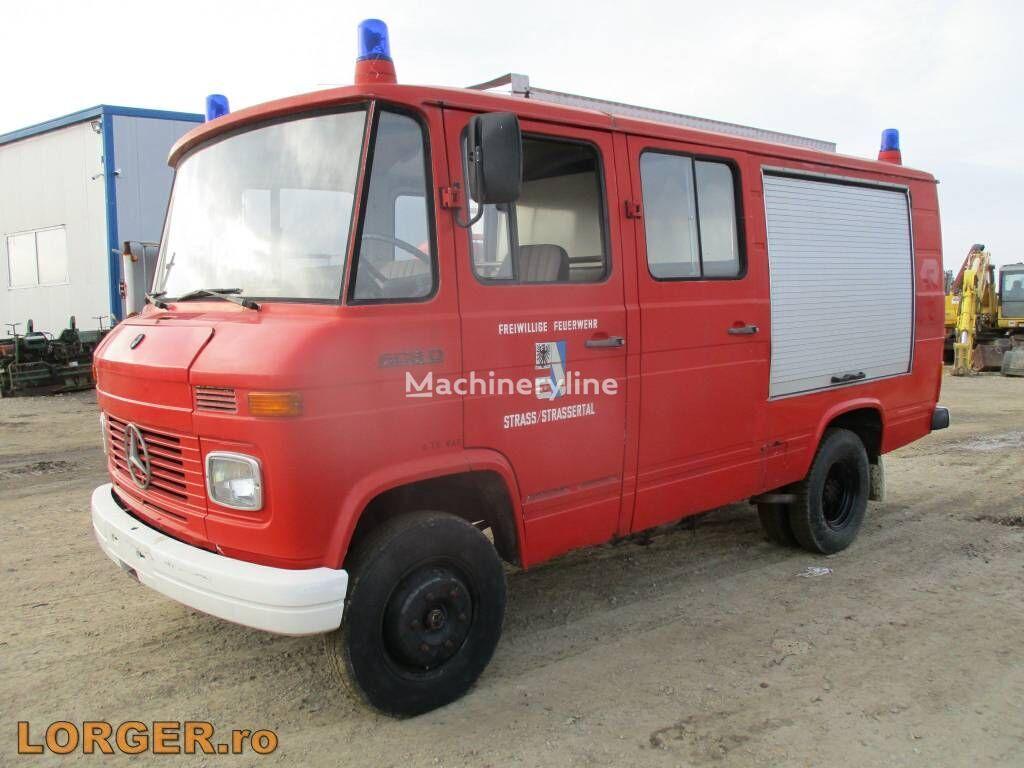 gasilsko vozilo MERCEDES-BENZ 608 D
