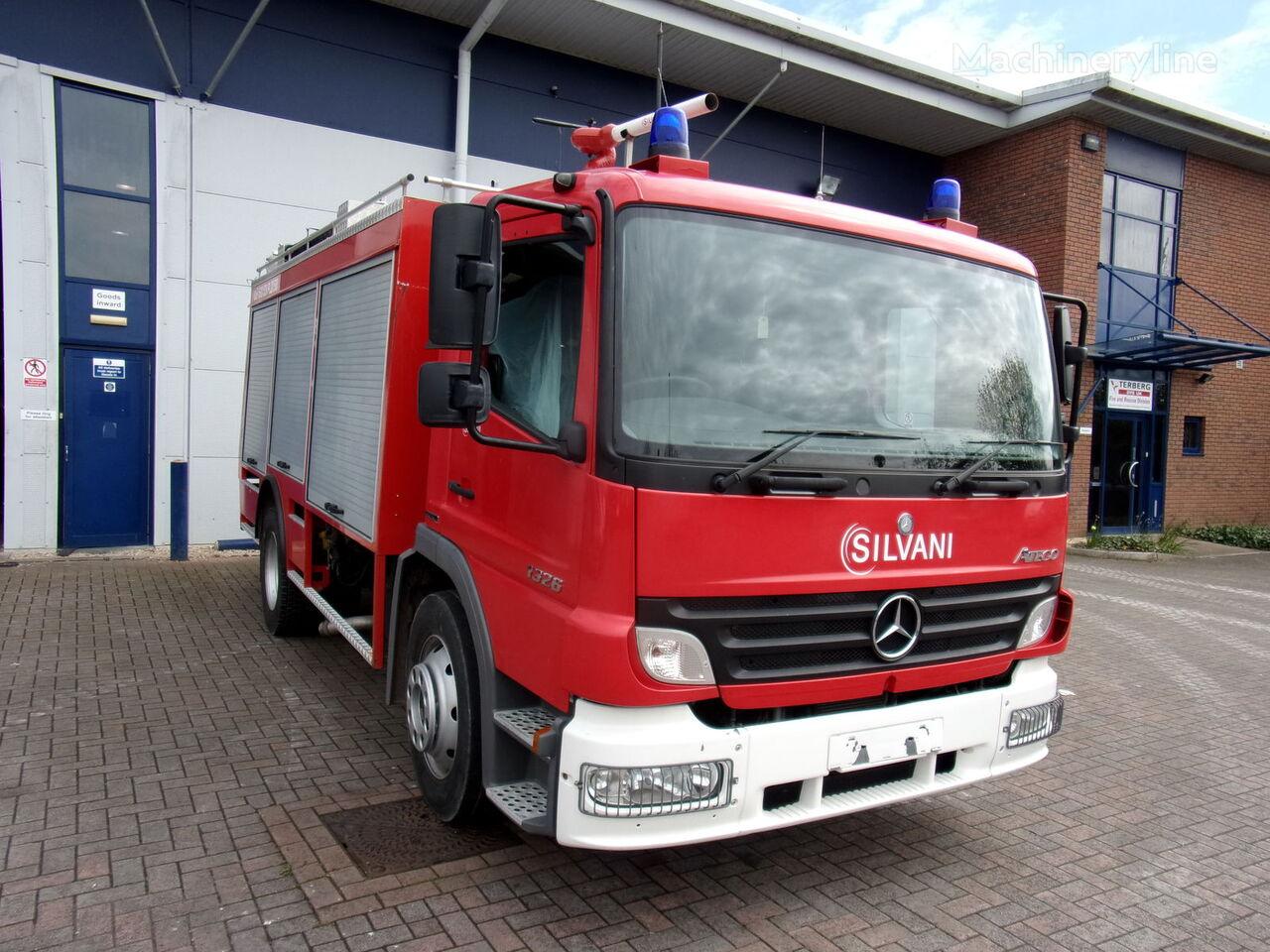 novo gasilsko vozilo MERCEDES-BENZ ATEGO